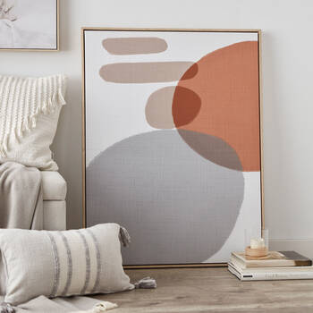 Sedona Abstract Framed Art