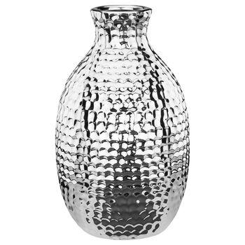 Hammered Ceramic Table Vase