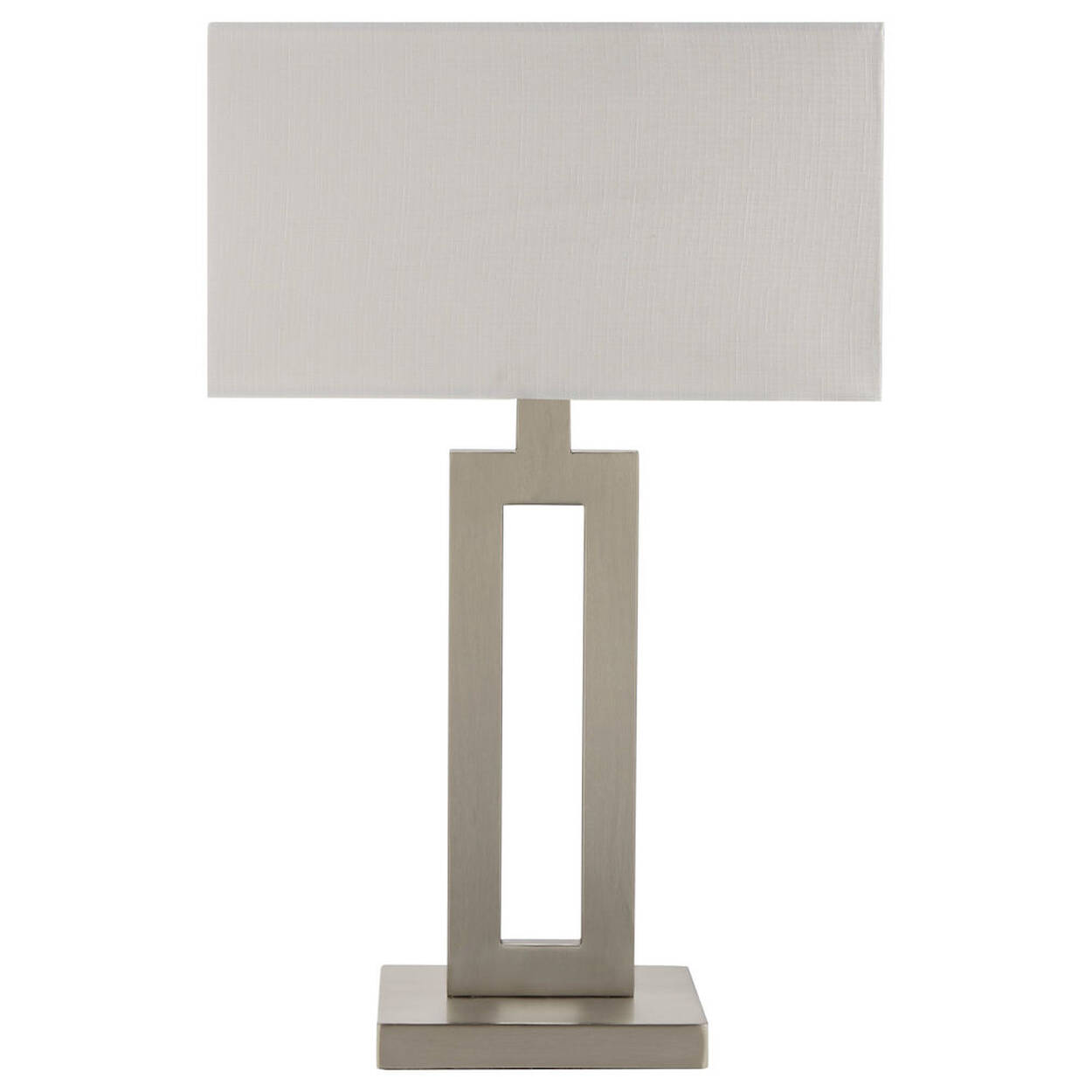 Table lamp with metal base bouclair table lamp with metal base aloadofball Image collections