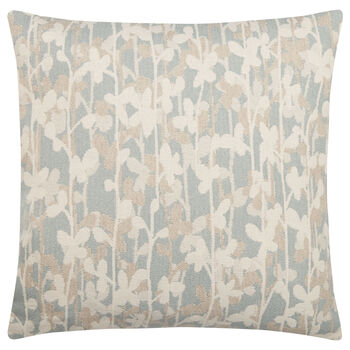 "Floral Decorative Pillow 20"" X 20"""
