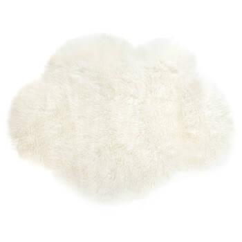 Cloud Faux Fur Rug