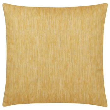 "Mustard Decorative Pillows 18"" x 18"""