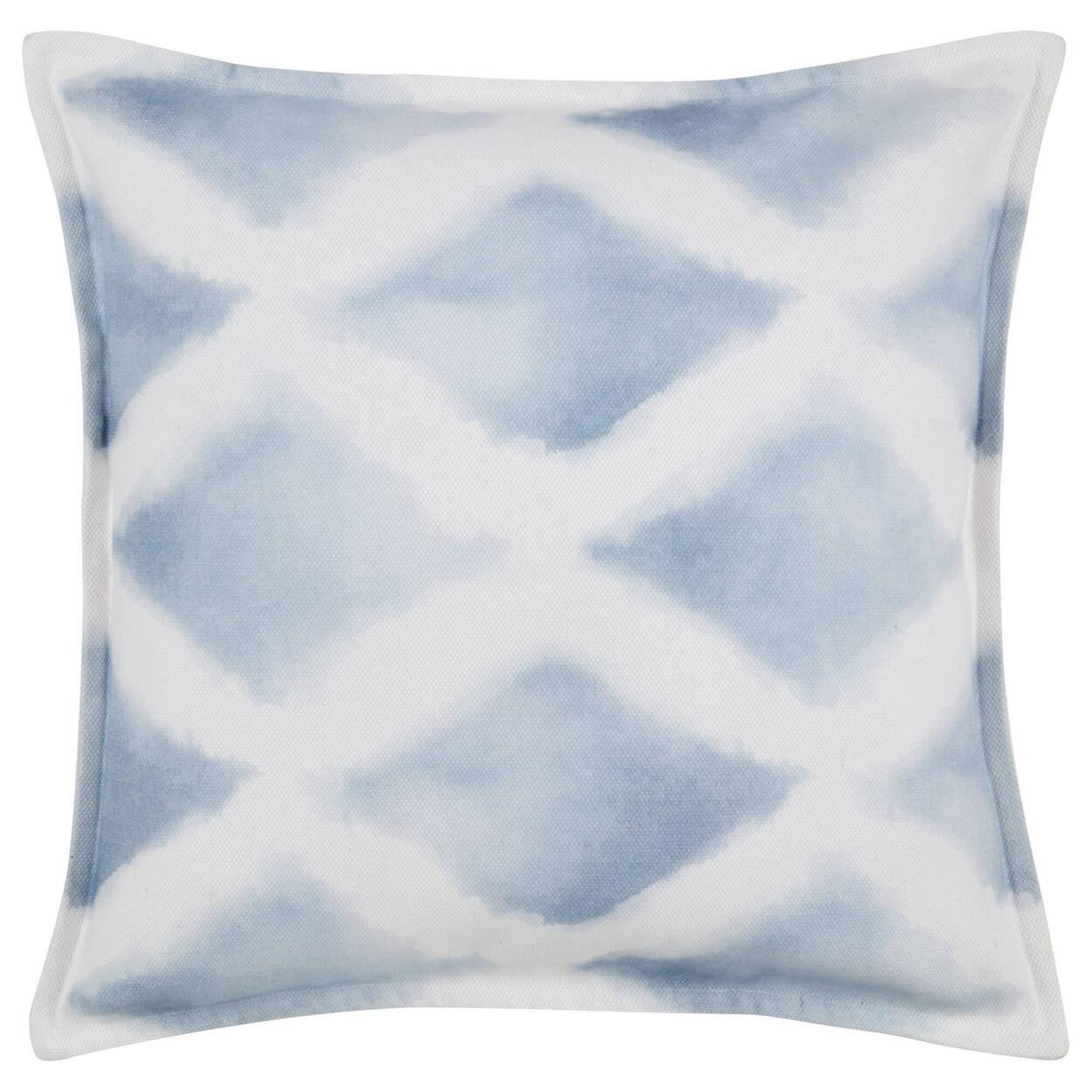 "Coussin décoratif tie-dye Alina 20"" x 20"""
