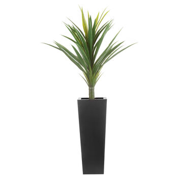 Arbre tropical artificiel en pot