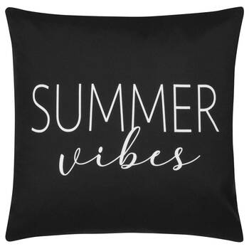 """Summer Vibes Water-Repellent Decorative Pillow 18"""" X 18"""""""