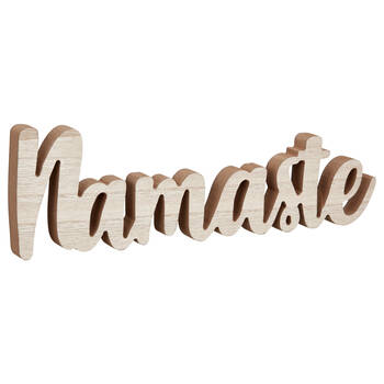 Decorative Word Namaste