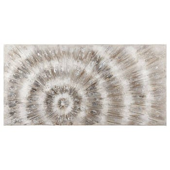 Spiral Oil Painting Canvas