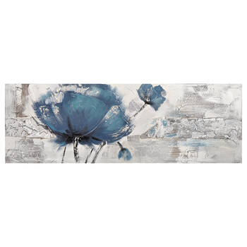 Canvas - Flower Oil Painting