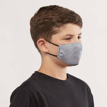 Junior Adjustable + Reusable Face Mask