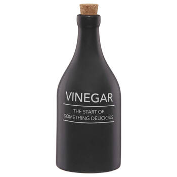 Ceramic Vinegar Bottle