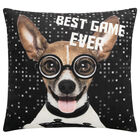 "Best Game Ever Decorative Pillow 18"" X 18"""