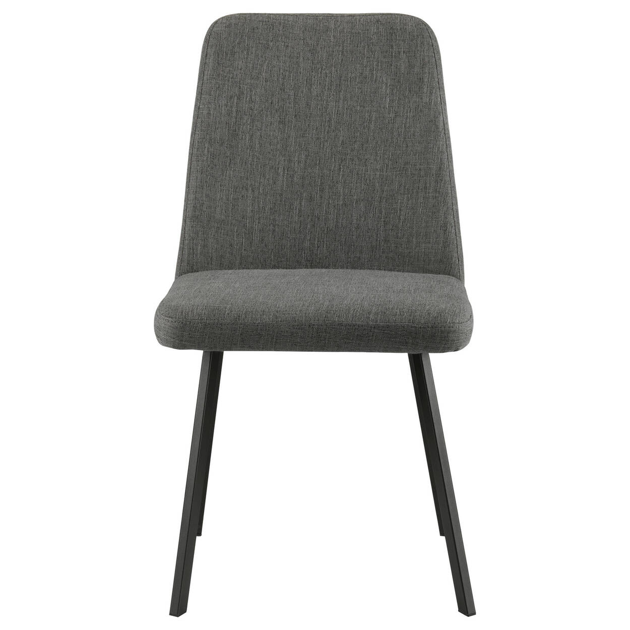 Superb Chita Fabric And Metal Dining Chair Home Interior And Landscaping Oversignezvosmurscom
