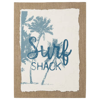 Surf Shack Wall Art