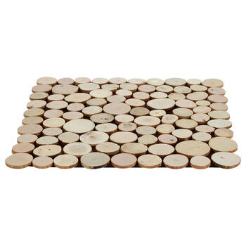 Small Wood Slices Placemat