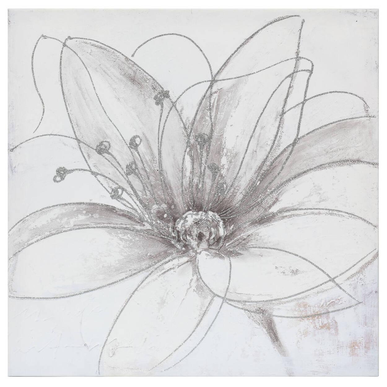 Floral Canvas