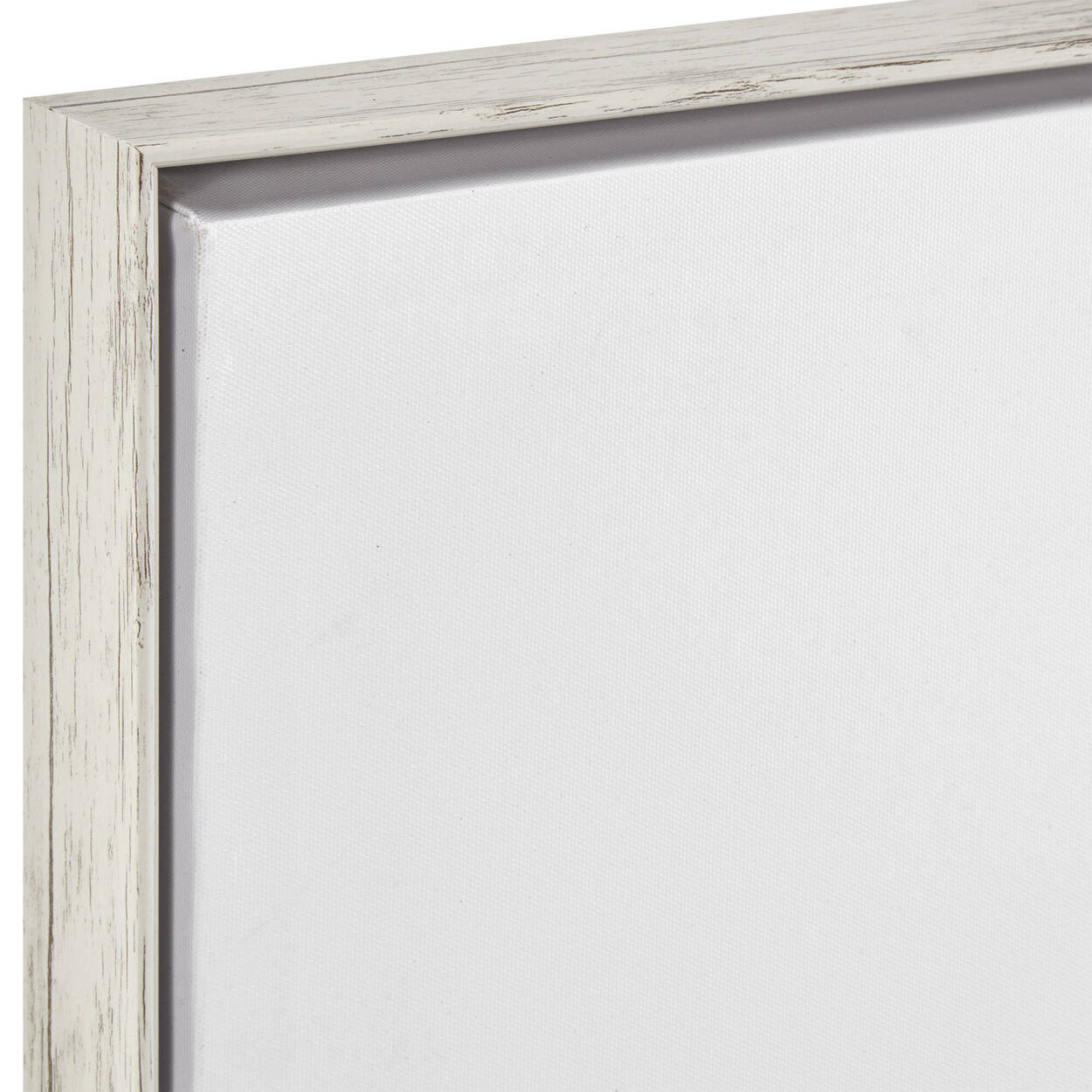 Graceful White Horse Framed Art