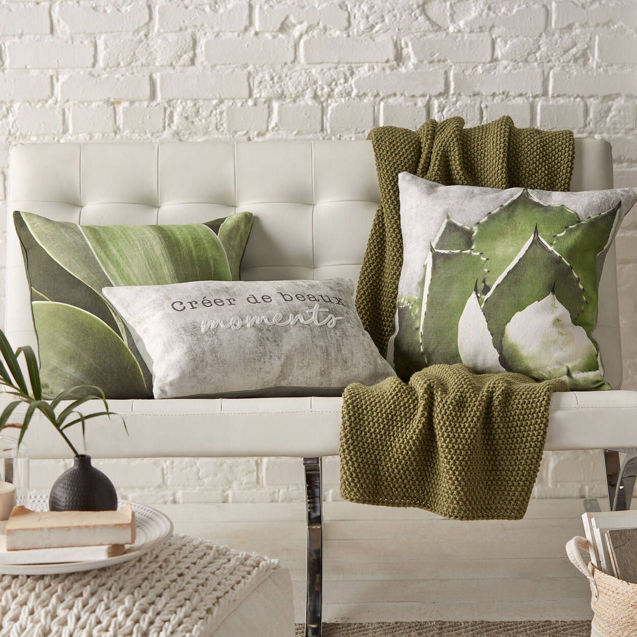 """Beaux Moments Lumbar Decorative Pillow 13"""" X 20"""""""