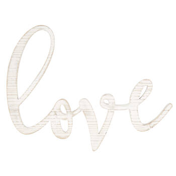 Love Hanging Decorative Word