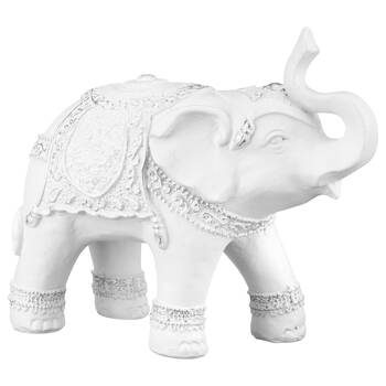 Decorative Ceramic Elephant