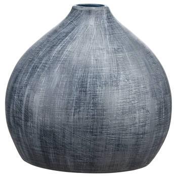 Scratched Ceramic Vase