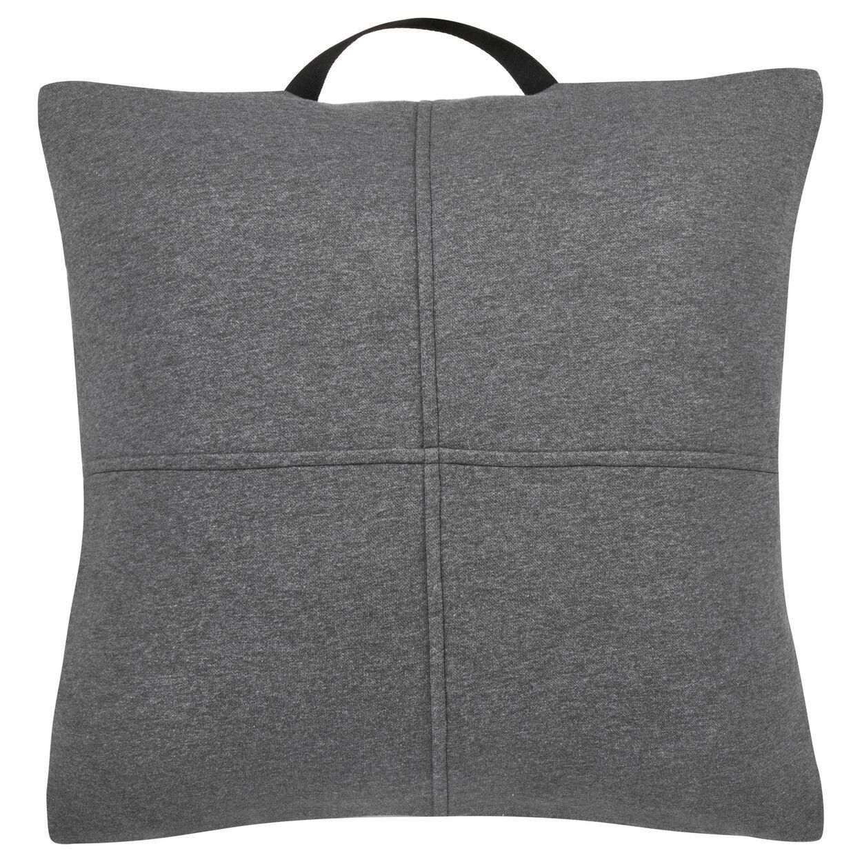 "Alieno Decorative Pillow with Handle 24"" X 24"""