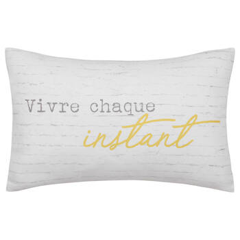"""Instan Decorative Lumbar Pillow 13"""" X 20"""""""