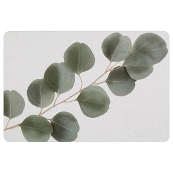 Wooden Eucalyptus Placemat