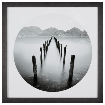 Calmness Framed Art
