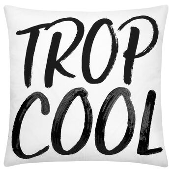 "Trop Cool Decorative Pillow 17"" X 17"""
