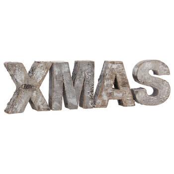 Decorative Word Xmas