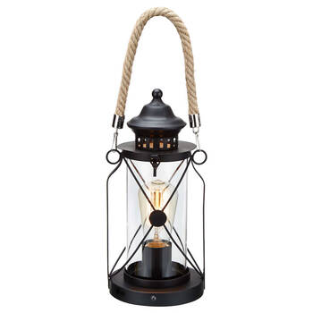Lampe de table lanterne
