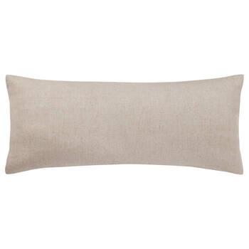"""L'amour Decorative Lumbar Pillow 15"""" X 33"""""""