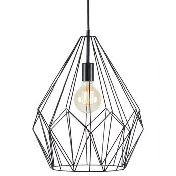 Metal Wire Ceiling Lamp