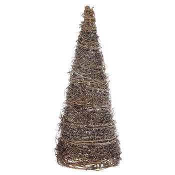 Decorative Rattan Tree - 30cm