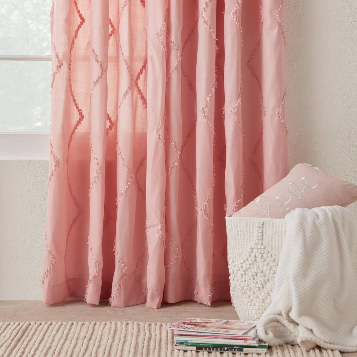 Cony Sheer Curtain