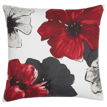 "Folia Decorative Pillow 18"" X 18"""
