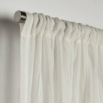 Wavy Sheer Curtain