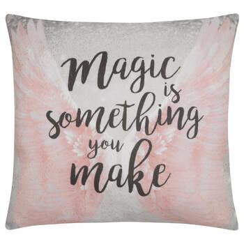 """Magic Decorative Pillow 18"""" X 18"""""""