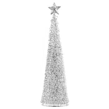 Metal Wire Decorative Tree - 40cm