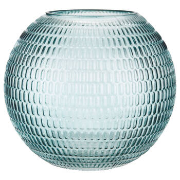 Round Glass Table Vase