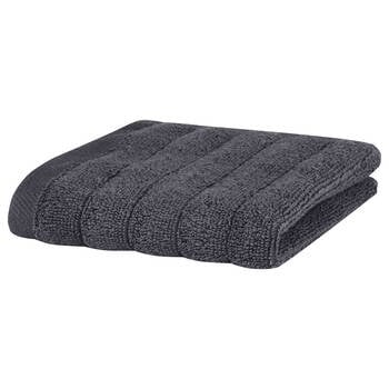 Ribbed Washcloth