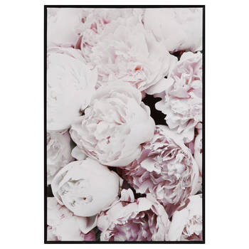 Fresh Peonies Framed Art