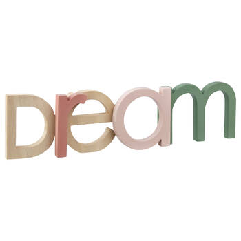 Mot décoratif Dream