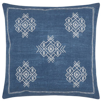 "Makim Decorative Pillow 19"" x 19"""