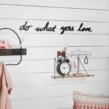 Art mural anglais Do What You Love