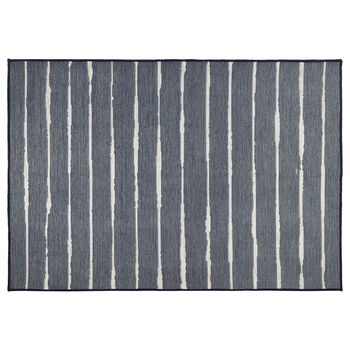 Maurine Striped Rug
