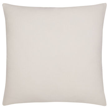 "Adria Knitted Decorative Pillow with Foil Embellishments 19"" X 19"""