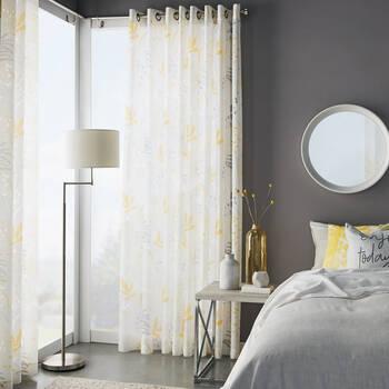 Dara Sheer Curtain