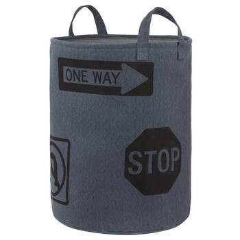 Road Sign Hamper