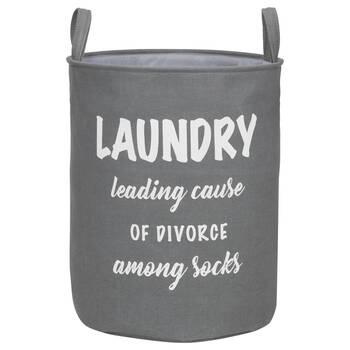 Panier à linge Divorce